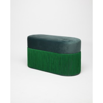 Pouf Pill L Green