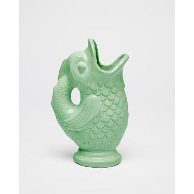 Ceramic Fish Aquamarine
