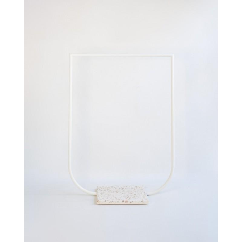 Terrazoo Hanger White