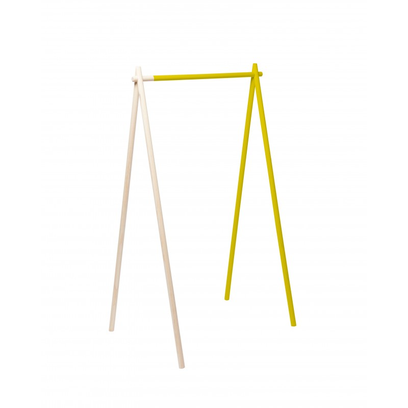 Minimal Rack Yellow