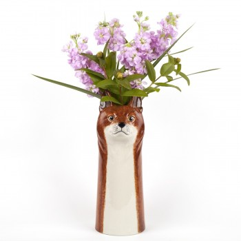 Fox Flower Vase Large