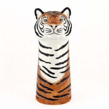Tiger Flower Vase Large