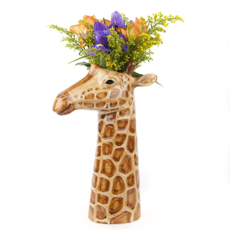 Giraffe Flower Vase Large