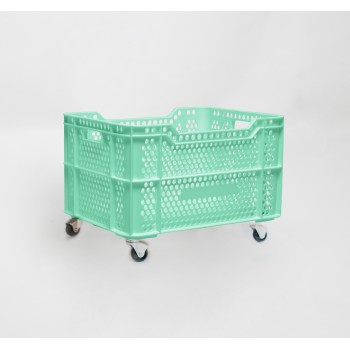 Eco Wheeled Storage Aquamarina