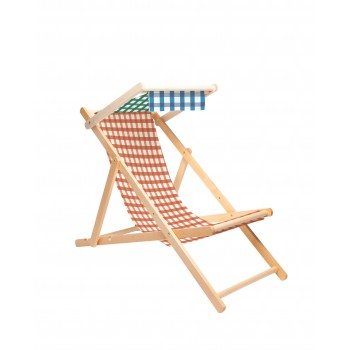 Deck Chair Vichy Mix