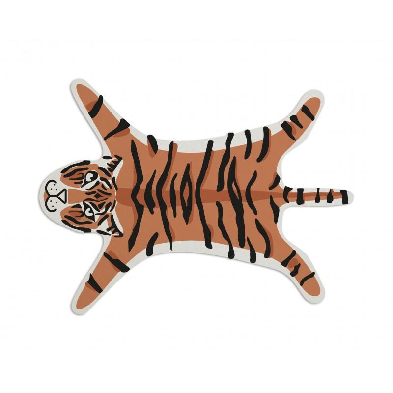 Alfombra Linóleo Tiger