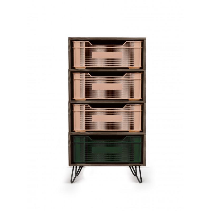 Eco Storage Vertical Bicolor