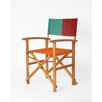 Silla Director Orange Block