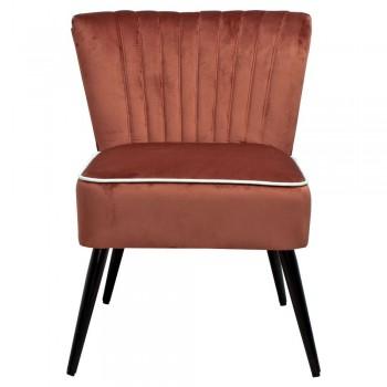 Silla Athlone marrón