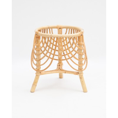 Macetero Cléa Rattan Made in Spain