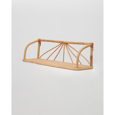 Estantería Lua Rattan Made in Spain 70cm