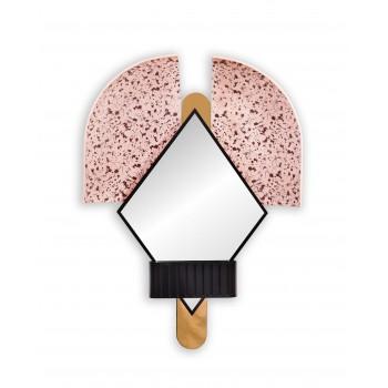 Bonnet Mirror Salmon