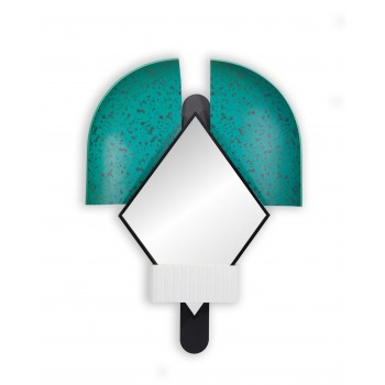Bonnet Mirror Green