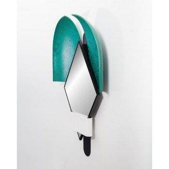 Bonnet Mirror Green