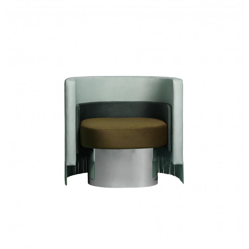 Mambo Armchair Green