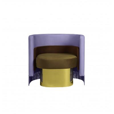 Mambo Armchair Purple