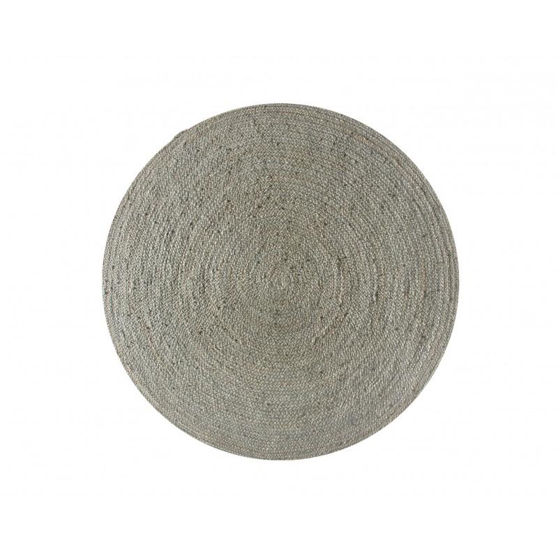Yute Rug Grey