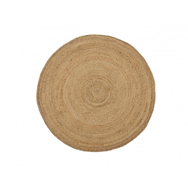 Yute Rounded Rug
