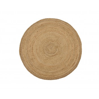 Alfombra Yute Circular
