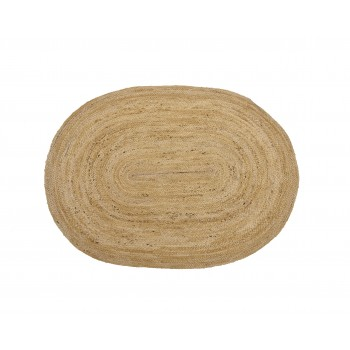 Oval Yute Rug