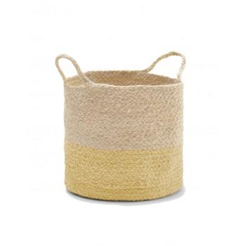 Yello Yute Basket