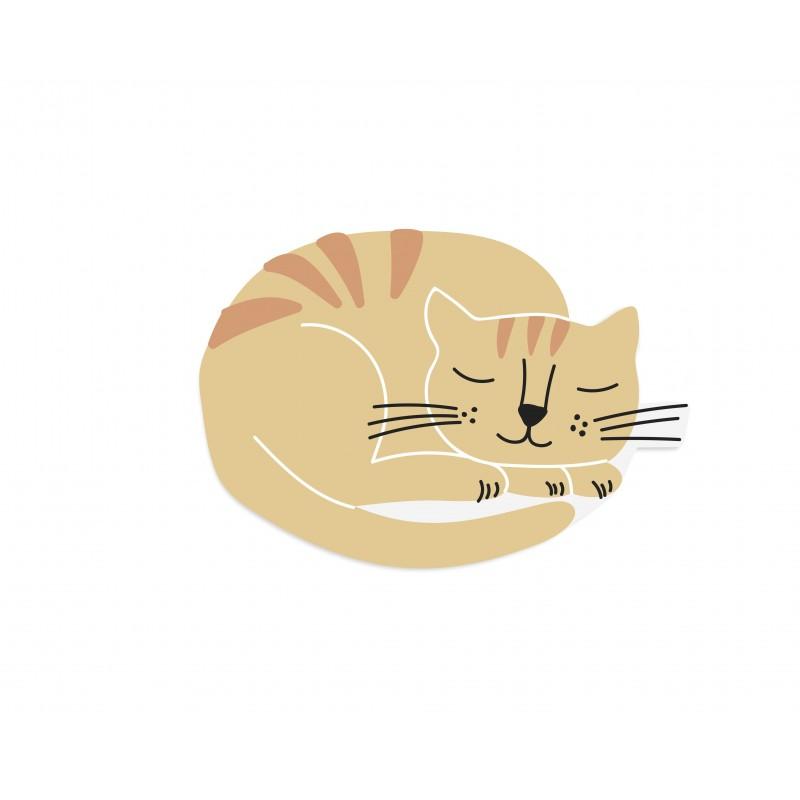 Door Mat Cat