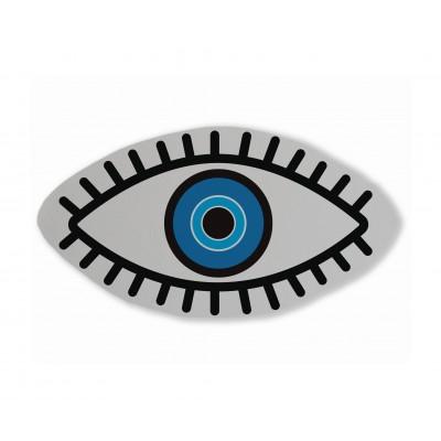 Alfombra de Linoleo 100x80 Eye