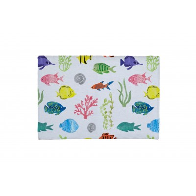 BathRug Fish