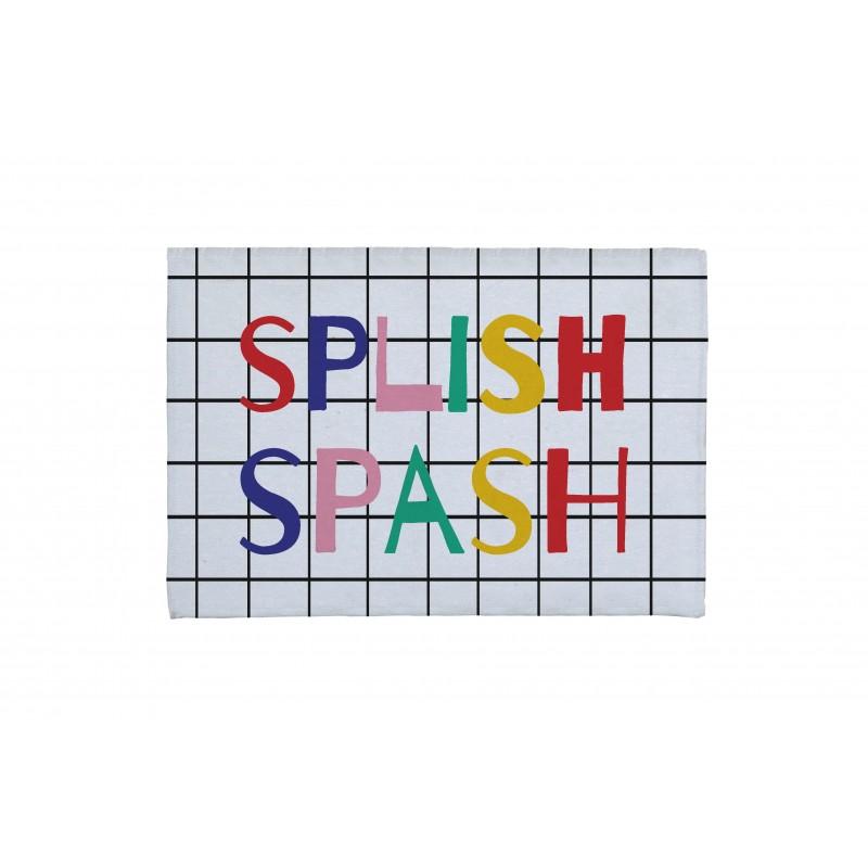 BathRug Splish