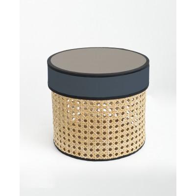 Caja Pamela Azul/gris