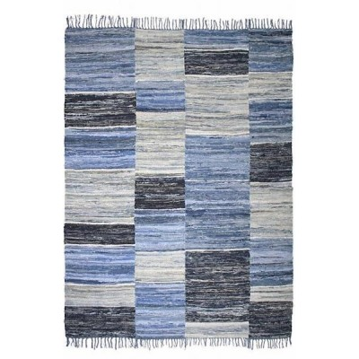 Alfombra Patchwork Denim