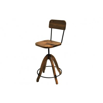 Wooden Kilrush Stool