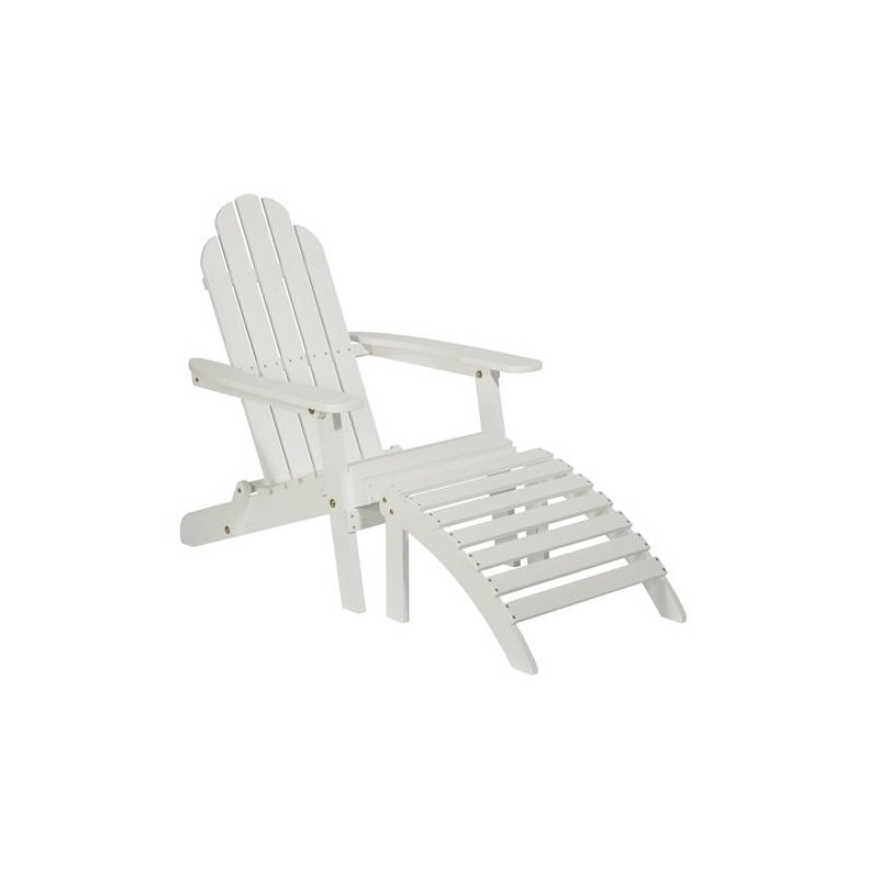 Tumbona hamptons madera reallynicethings for Chaise de parterre