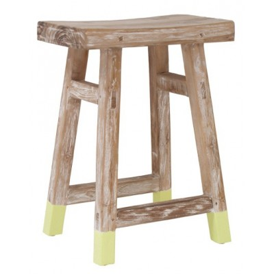 Teca Colors Stool