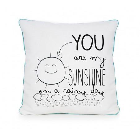 Cojín Sunshine Rainy Day