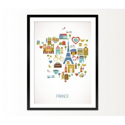 Cuadro France