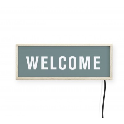 LightBox Welcome 40x15