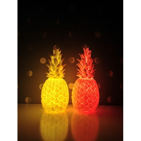 Pineapple Lamp