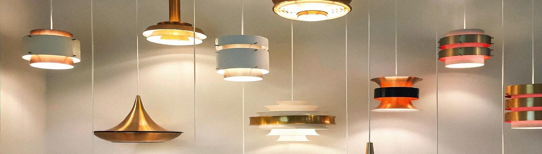 Iluminación y Lámparas de Diseño Vintage Online